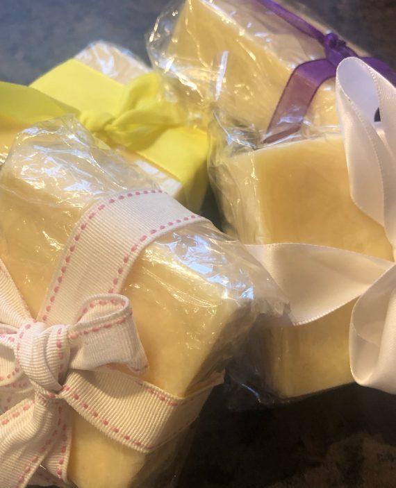 Natural Tallow soap